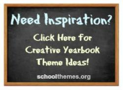 yearbook themes with purpose