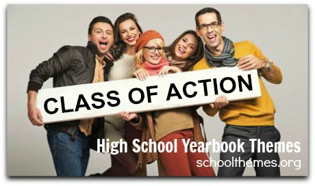 high school yearbook ideas