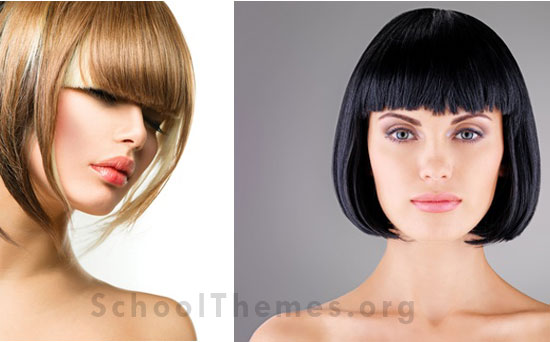 Homecoming Hairstyles designed to match the right dress, jewelry and shoes. 4
