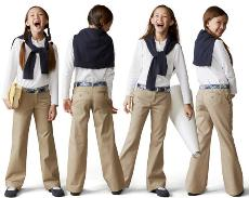 School Uniforms On Sale, School Uniforms Debate 1