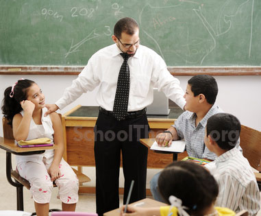 School Teacher salaries, jobs, freebies, employment outlook and education issues 1