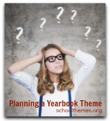 yearbook theme planning