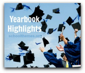 yearbook graduation photos
