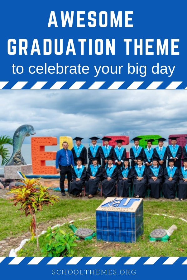 Awesome graduation theme