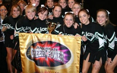 National cheer champions